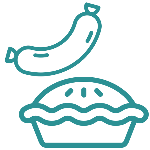 Sausage and Pie icon
